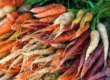 10 Barvnih zelenjava, ki bo presenetila vsakogar