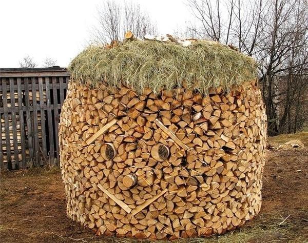 10 kreativnih idej woodpile!