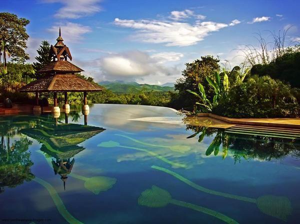 Bazen Anantara Golden Triangle Resort & Spa, Chiang Rai