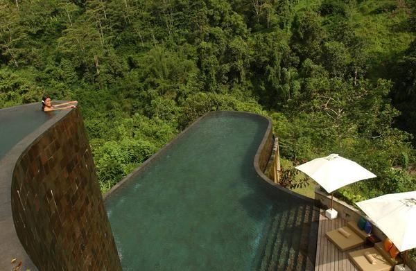 Bazen Hanging Gardens, Bali