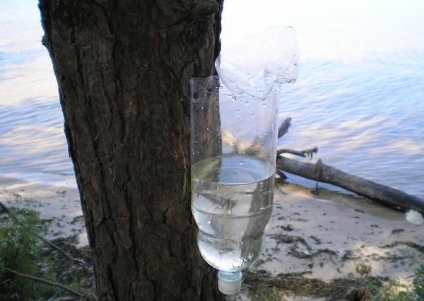 chiuvetă dintr-o sticla de plastic, o fotografie cu site-ul funnybottle.ru