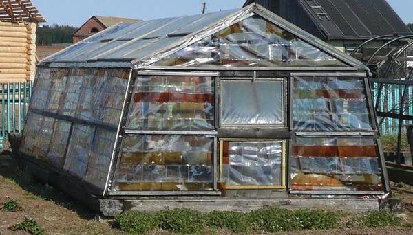toplogrednih iz plastenk, s parkdoma.ru fotografije strani