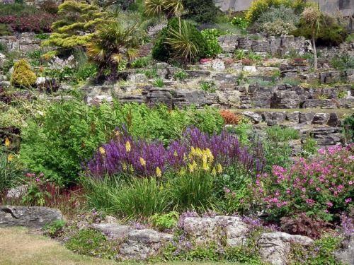 Альпийская горка в садовом дизайне