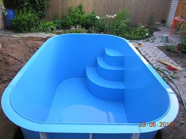 plastični bazen
