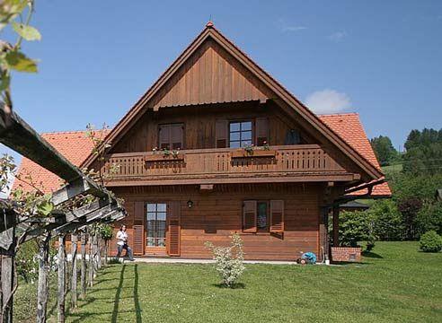 Hiša v stilu ruskega dnevnika