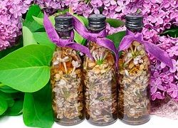 Ljekovita tinktura lila za liječenje bolesnika s leđa i zglobove