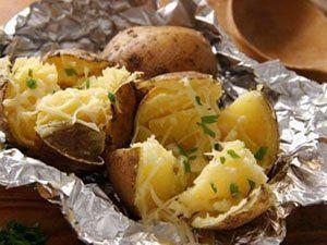 Krompir pečen v foliji