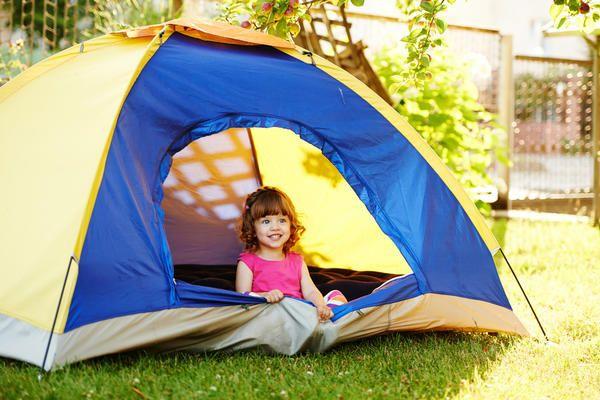 Dječje šator će biti prikladno u zemlji u narednih nekoliko godina