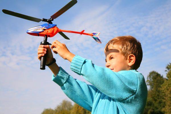 Helikopter je bolje da počne o prirodi