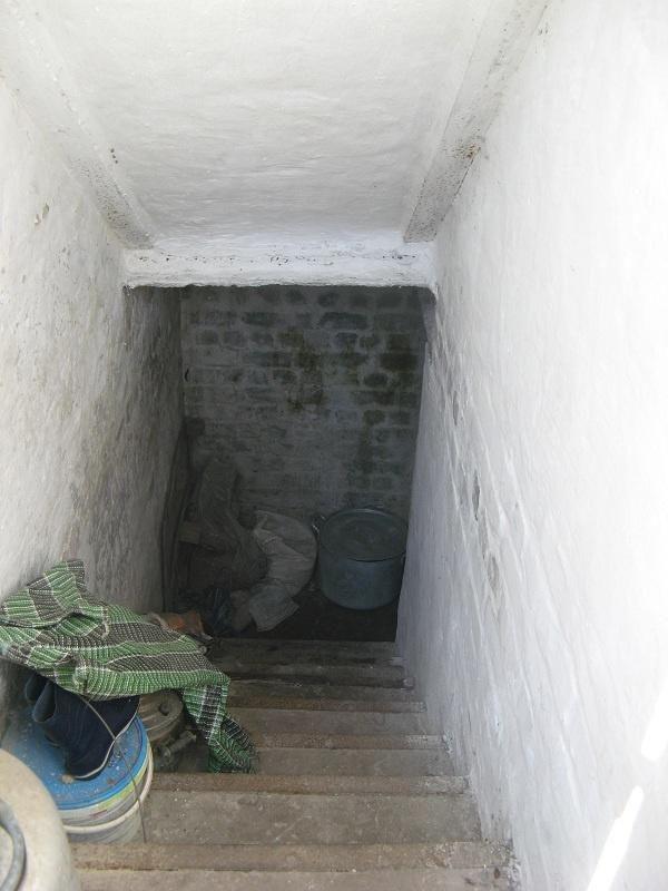 vhod kleti