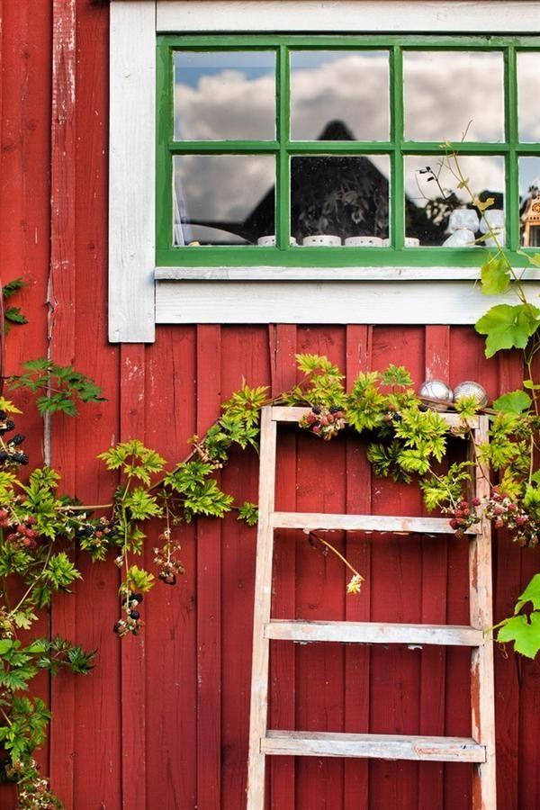 Селска къща в шведската провинция