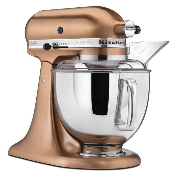 Kuhinjski združevalno enoto (mešalnik) baker, baker