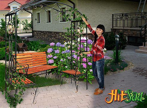 vrt dekor Hitsad