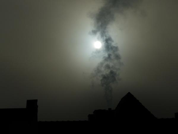 Barva dima nam lahko pove o stanju dimnika
