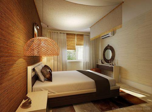 Pohištvo v ozko spalnico