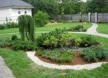 Oblikovanje Garden: osrednja točka za majhen vrt