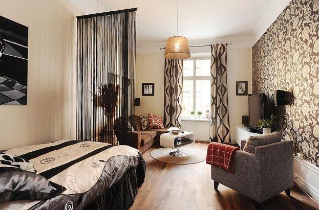 spalnica, dnevna soba