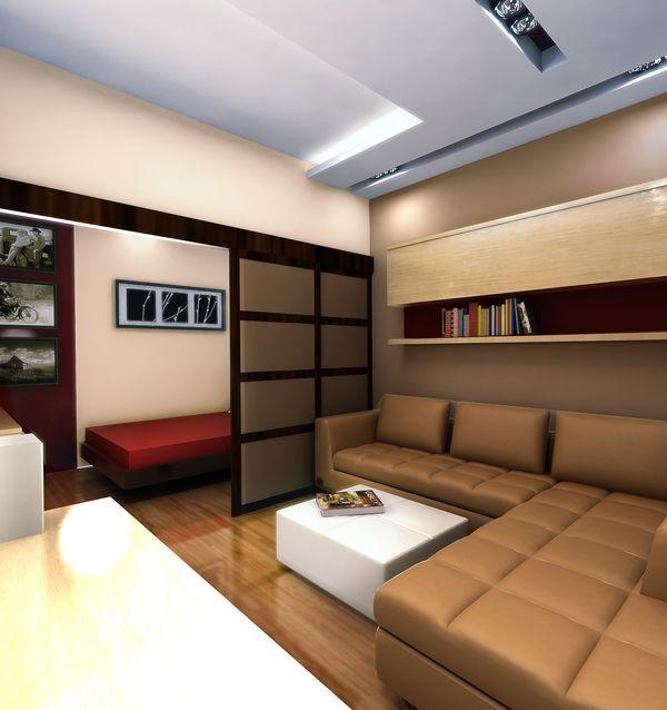 Notranjost-sobno dnevna soba