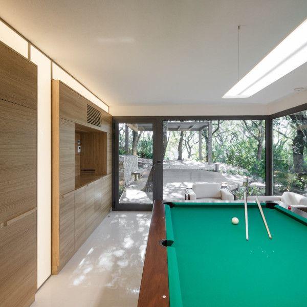 hiša v gozdu sassari11