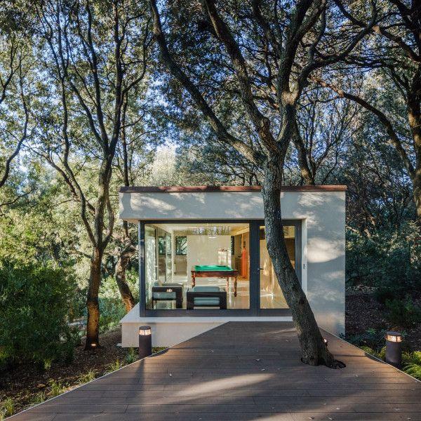 hiša v gozdu sassari18