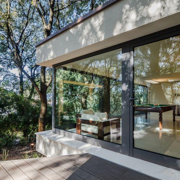 hiša v gozdu sassari7