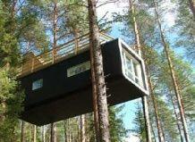 Hiša-bullet na Švedskem