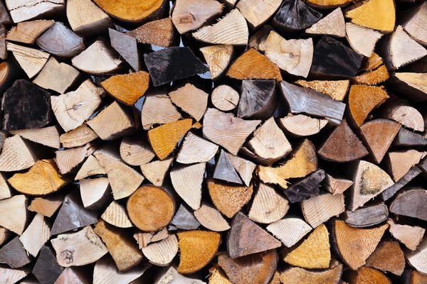 Drva za potpalu - dobri i različite