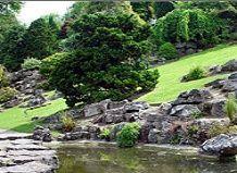 Формирование садово-паркового искусства японии