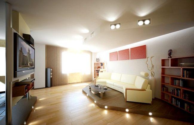 Pohištvo za majhno dnevno sobo