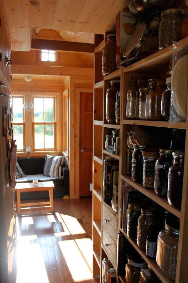Foto tour: majhna hiša v ZDA