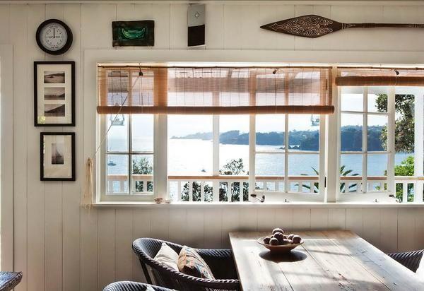 Foto ogled poletne hiše na jezeru v Novi Zelandiji
