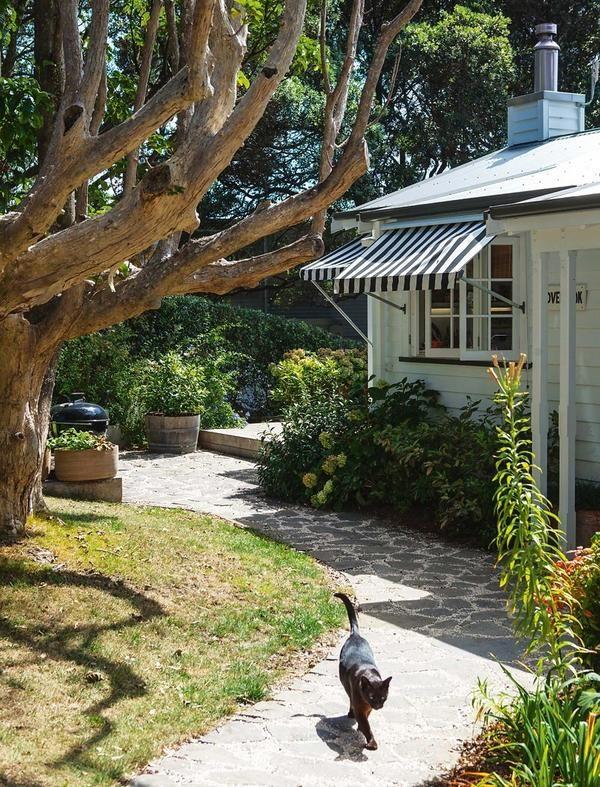 Exteriorul acasă în Noua Zeelandă