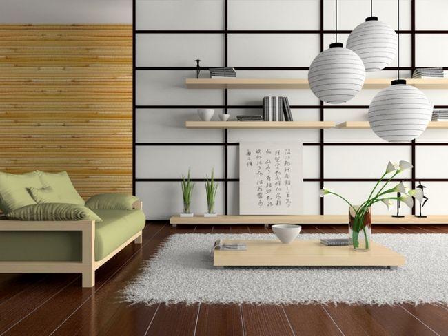 pohištvo v japonskem stilu