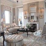 dnevna soba v klasičnem slogu slika 29