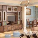 dnevna soba v klasičnem slogu slika 21