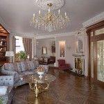 dnevna soba v klasičnem slogu slika 15