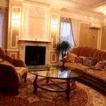 dnevna soba v klasičnem slogu Foto 14