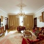 dnevna soba v klasičnem slogu slika 13