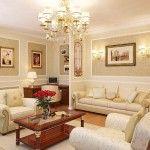 dnevna soba v klasičnem slogu Fotografija 12
