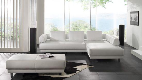 Zasnova moderne dnevne sobe