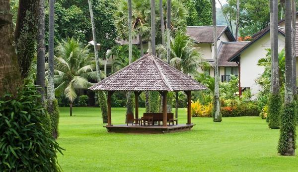 Idei pentru pavilioane de vara din lemn
