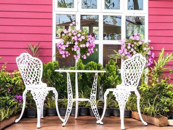 Idei pentru un patio confortabil