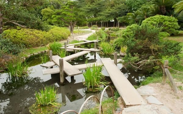 Ideje eleganten vrt mostovi