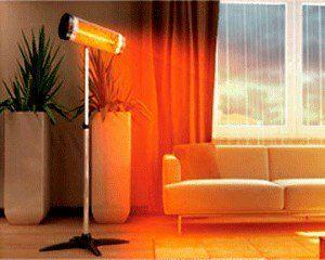 infrardeči grelec