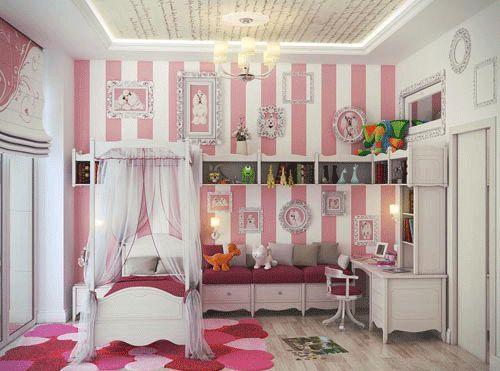 Otroška princesa soba