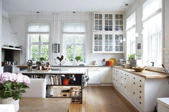 Kuhinja-dnevna soba