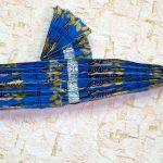 Рыба из фантиков