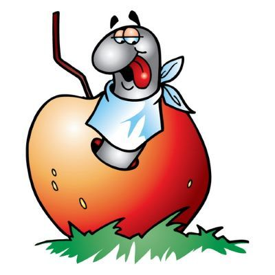 Как бороться с вредителями сорту яблок Подарок садоводам