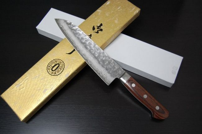Japonski noži za kuhinjo
