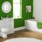 Svetlo kopalnico: ustvariti dobro razpoloženje